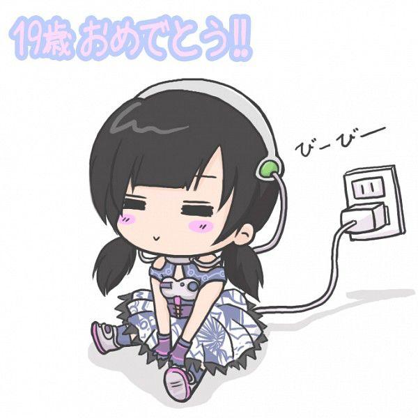 Anime Watanabe Mayu AKB48.. di WoW yah.... :)