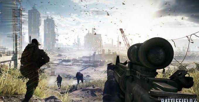 Pemerintah Cina Larang Penjualan Game Battlefield 4! Pelarangan itu dilakukan karena game Battlefield 4 dianggap telah mendiskreditkan image negara Cina. Pemerintah Cina menganggap bahwa segala konten BF4 adalah ILEGAL! WOW ya ^_^