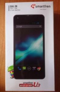 "Smartfren Andromax U3 "" Smartphone Terbaru dari Smartfren"