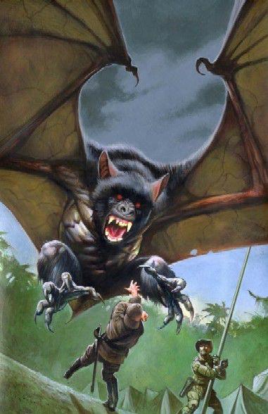Mahluk Mitologi Asli Indonesia Ahool adalah hewan seperti kelelawar raksasa tinggal di hutan di Pulau Jawa. Beberapa informasi mengatakan bahwa Ahool memiliki panjang sayap sekitar 3 meter. Pertama kali terlihat di gunung salak .