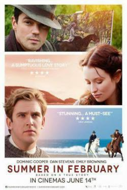Download Film Summer In February (2013) Bluray 720p
