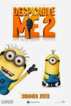 Download Film Despicable Me 2 (2013) DVDRip