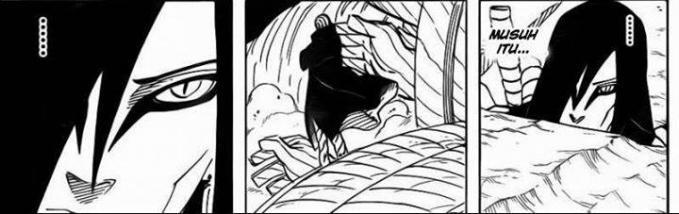 Siapa sebenarnya zetsu spiral itu...yang tak asing bagi orochimaru? Apakah dy yang menyelamatkan madara dan pertarungan madara tempo dulu? Siapa dy sebenarnya??