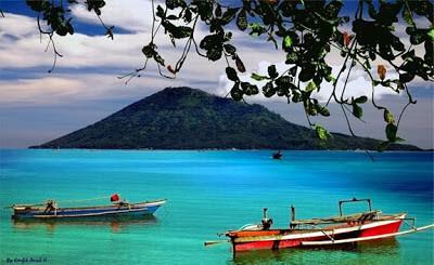 Taman Laut Bunaken, Sulawesi Utara, AMAZING