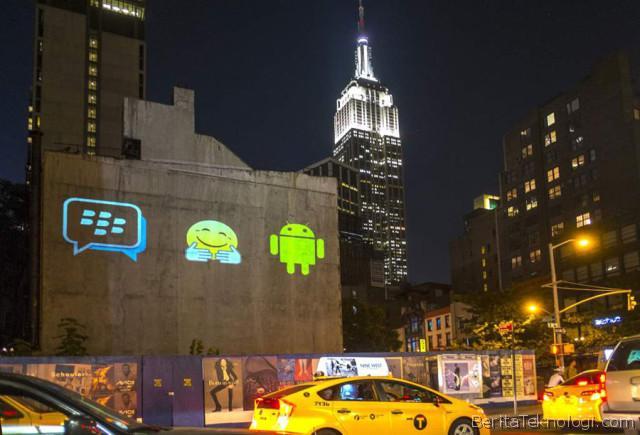 BlackBerry Konfirmasi Keberadaan Aplikasi BBM Android untuk Gingerbread