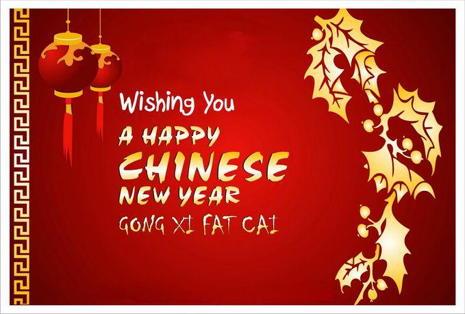 ForSa mengucapkan Selamat Tahun Baru Imlek! Gong Xi Fa Cai Da Ji Da Li Wan Shi Ru Yi
