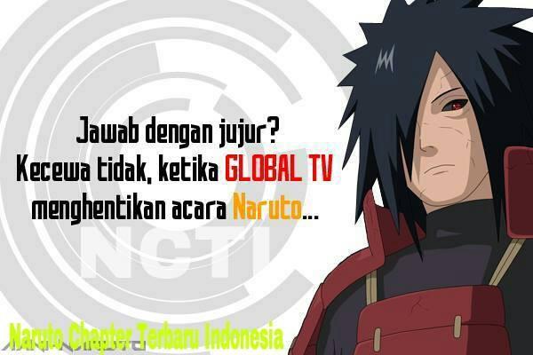 Kecewa Apa Gak Naruto Gak Di Tayangin Di Gtv