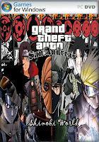 Free Download PC Game GTA San Andreas - Naruto Mod Full