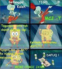 sponge song.........