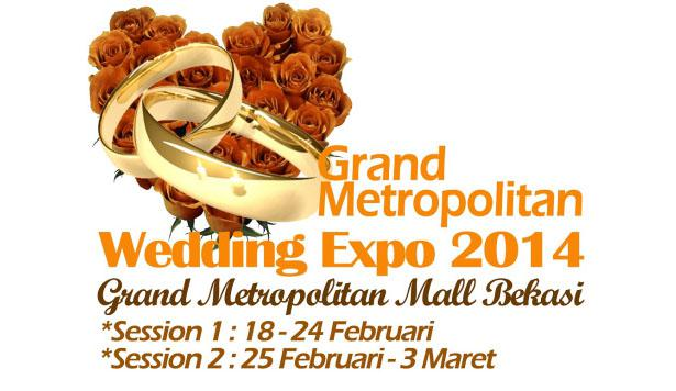 Fashion & Lifestyle> Grand Metropolitan Wedding Expo 2014. For more info http://bit.ly/1lSW69J