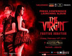 The Virgin Rilis Album Ke Dua