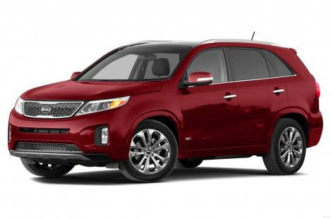 2014 New Kia Sorento Review