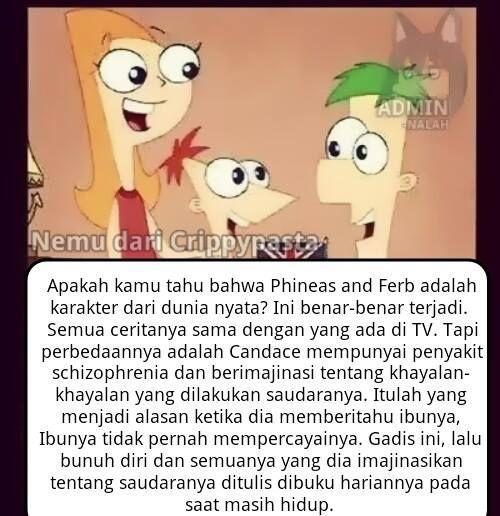 Waah Ternyata Cerita Phineas and Ferb itu...