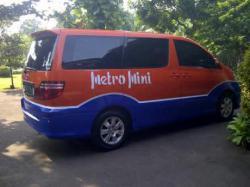 Akhirnya Terungkap Pemilik Mobil Alphard Metro Mini
