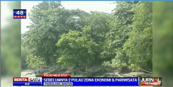 Dua Pulau di Provinsi Banten Diduga Milik Ratu Atut. Selengkapnya: https://www.youtube.com/watch?v=TNUm2A0Z-Xw