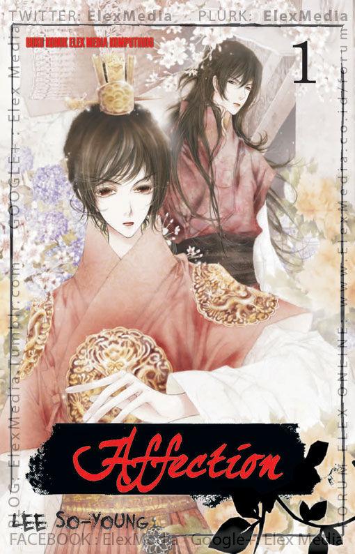 #BukuBaru Segera Terbit! Inilah kisah seorang raja yang hidup dengan menyembunyikan jati dirinya sebagai perempuan. AFFECTION vol. 01 http://ow.ly/tUZcE mobile http://ow.ly/tUZf0 Harga: Rp. 18.500