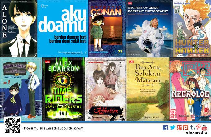 #BukuBaru JADWAL TERBIT MINGGU INI: http://bit.ly/LX140226 mobile http://bit.ly/LX140226M Mau dapat info & sneakpeek buku baru? #ForumELEX http://bit.ly/LXORegs
