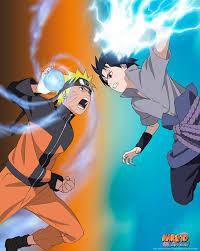 Naruto vs Sasuke kira-kira siapa yg menang???