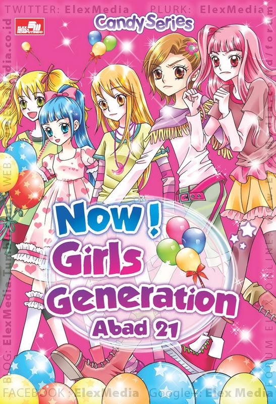 Lelaki & perempuan berbeda, tapi diskriminasi gender tak boleh. CANDY SERIES - Now! Girls Generation Abad 21 http://ow.ly/u0j0U mobile http://ow.ly/u0j1A Harga: Rp. 60,000