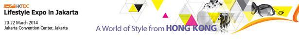 Pameran HKTDC LifeStyle Expo 2014 adalah sebuah event pameran yang sangat berkualitas dan yang pasti akan sangat bermanfaat bagi Anda, dan tentunya event yang akan digelar di Jakarta ini dapat menjadi referensi tujuan belanja Anda.