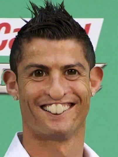 C.Ronaldo is goood