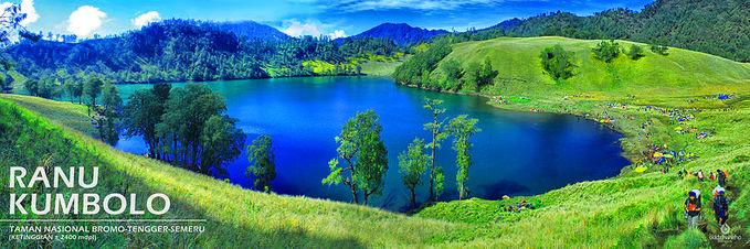 """Serpihan Surga di Bumi Jawa. """"RANU KUMBOLO"""". Taman Nasional Bromo-Tengger-Semeru. (Ketinggian 2400 mdpl)."""