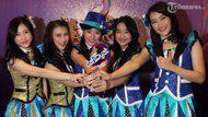 Girlband JKT 48 akan mengukir sejarah. Untuk kali pertama Tim J dari groups sister da