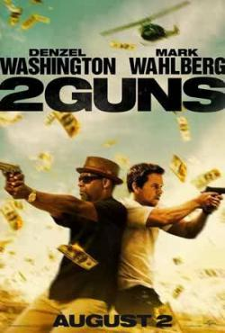 Download Film Terbaru 2 Guns (2013) 720p PPV