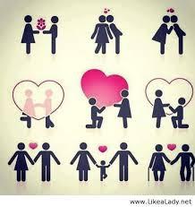 True Love tuh harusnya seperti ini. Setuju?? :)