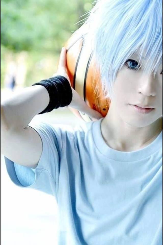 kuroko tetsuya cosplay! awesome <3 anime: kuroko no basuke note: yang jadi cosplay adalah seorang gadis ngaku sobat pulsk? join in the grup!!! -> https://www.facebook.com/groups/270565743109083/?bookm
