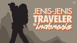 Jenis-Jenis Traveler di Indonesia