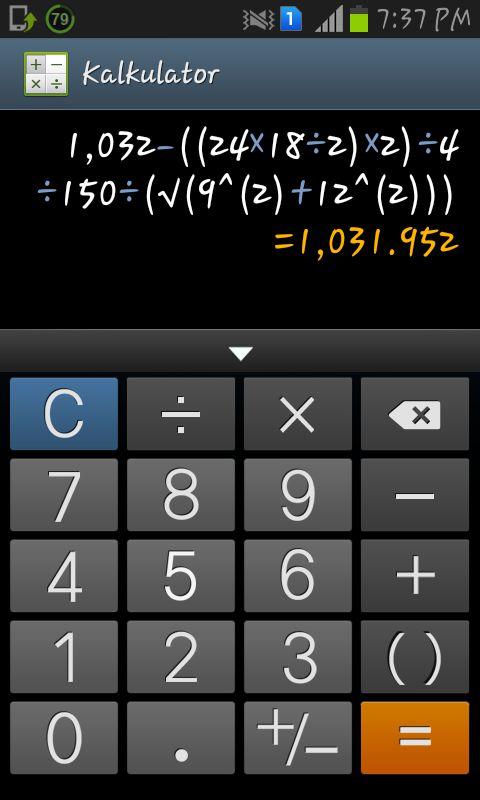 Caaanggggiih nih kalkulatornya samsung ... :D # Bingung mau masukin meme komik atau handphone/gadget ... whatever deh :D