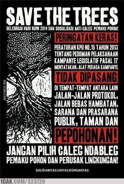 Save Our Tree's
