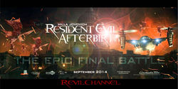 Resident Evil 6 : Afterbirth