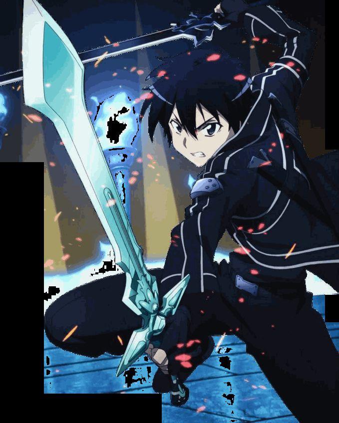 hahaha, i like this. kiroto, sword art online ^^