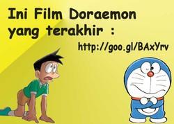Ini dia judul film terakhir Doraemon sewaktu berpisah dengan Nobita, yaitu Stand by Me .