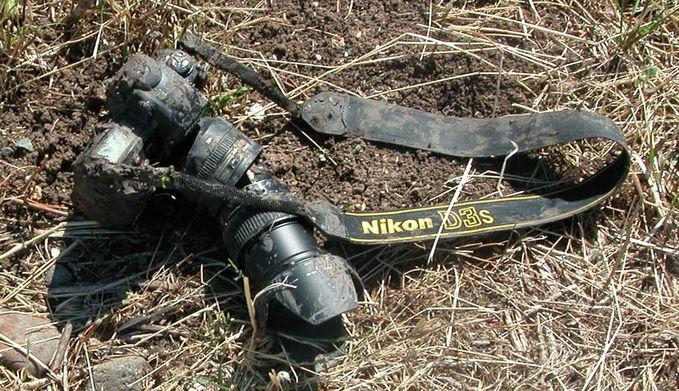 Sayang Kali :( Nikon D3s Harga 42 Jt Hancur :( begitu saja :( Share WOW nya :(