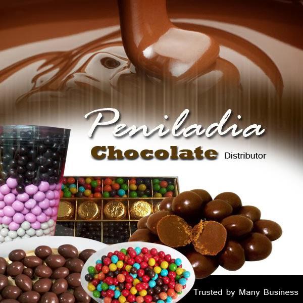 Peniladia adalah distributor coklat kiloan yang terpercaya, dan telah banyak melayani penjualan coklat dengan harga murah ,baik perseorangan untuk di konsumsi sendiri maupun reseller ( dijual kembali /dropship). Kami menyediakan berbagai jenis