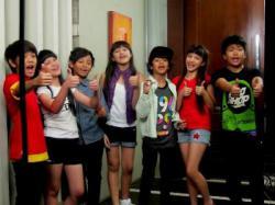 Foto Seksi Hot Lucu Imut Girlband WINXS Terbaru