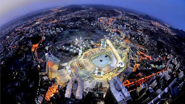 Makkah dari angkasa