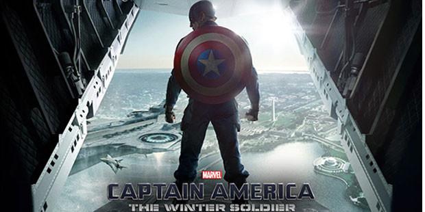 Film Captain Amerika : The Winter Soldier Memecahkan Rekor Penjualan Tiket Terbanyak