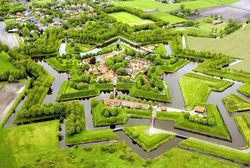 Star Castle di Netherlands.