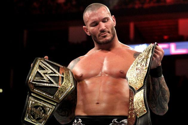 """Ada yang tahu siapa dia? Randall Keith """"Randy"""" Orton adalah seorang pegulat professional asal Amerika Serikat, saat ini ia bergabung di SmackDown. Dia lahir di Knoxville 1 April 1980"""