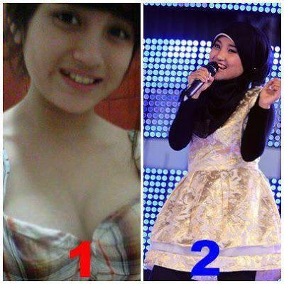 Nabila JKT48 vs Fatin X FACTOR - hayyoooow mau pilih yang mana??? 1. NABILA personil Grup JKT46 atau 2. FATIN X Factor JUJUR aja yaa. Jangan lpa WOW nya (y)