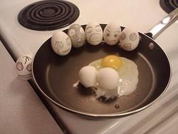 Bagi para telur, ini baru namanya film horor =)) Hahaha..