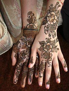 Hiasi Telapak Tangan Sobat Pulsk Dengan Tato Henna Tenang Tato Ini