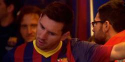 Lawan Bilbao, Messi Ternyata Muntah Lagi
