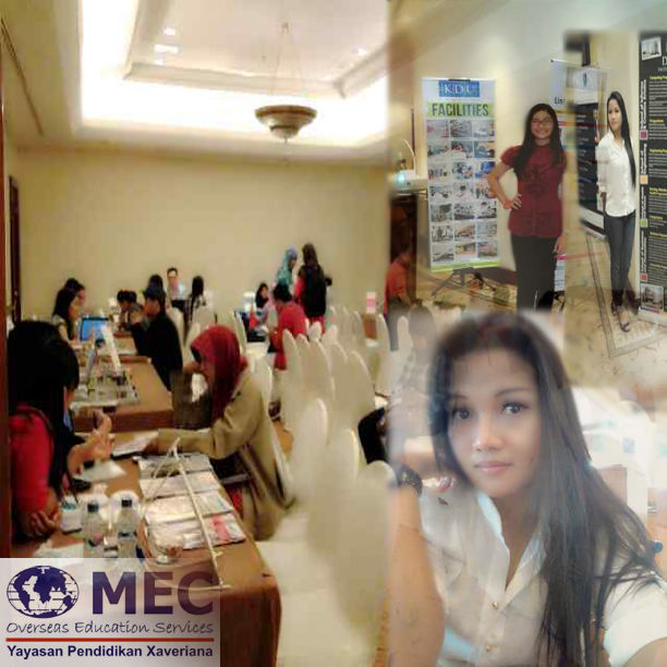 "SPG Event Surabaya Dalam MEC roadshow jakarta-surabaya-bandung overseas education exhibition. #Surabaya. Please Visit Our Web www.spgsurabaya.com for more Information. And dont Forget to Give ""WOW"" to Us :)"