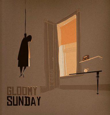 "The Hungaria Suicide Song ""Gloomy Sunday"" Sobat pulsk... pada tau nggak sama lagu Gloomy Sunday?? saat prtma kli dirilis, ratusan korban pndngr lgu ini meninggal krn bunuh diri.. Ihh, serem ya.. Kasih WOWnya ya sobat pulsk.."