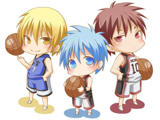 Kuroko No Basket anime.. Kasih WOWnya dong bgi pra pnggmr anime yg stu ini